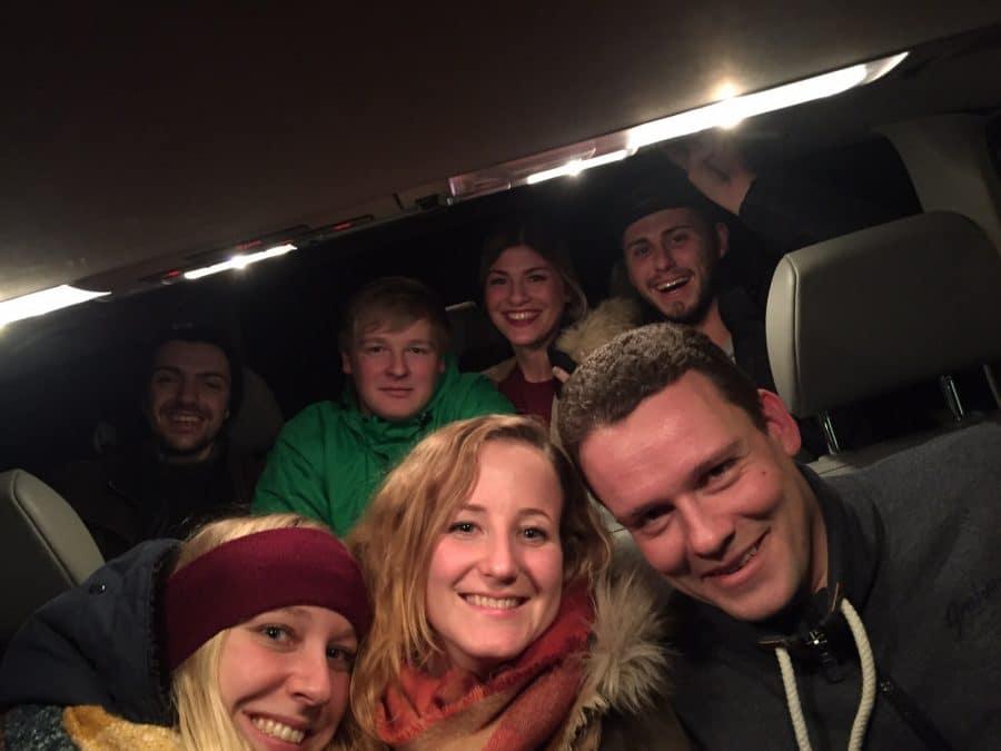 Taxi Rostock Geburtstagsparty im ST Bild 1