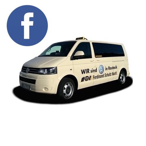 Rostocker Taxi auf Facebook