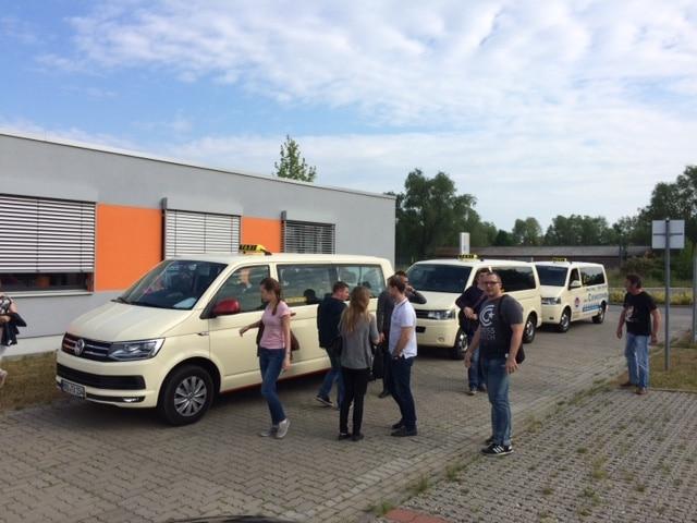 Taxi Rostock bei der Firma Luratec Bild 1