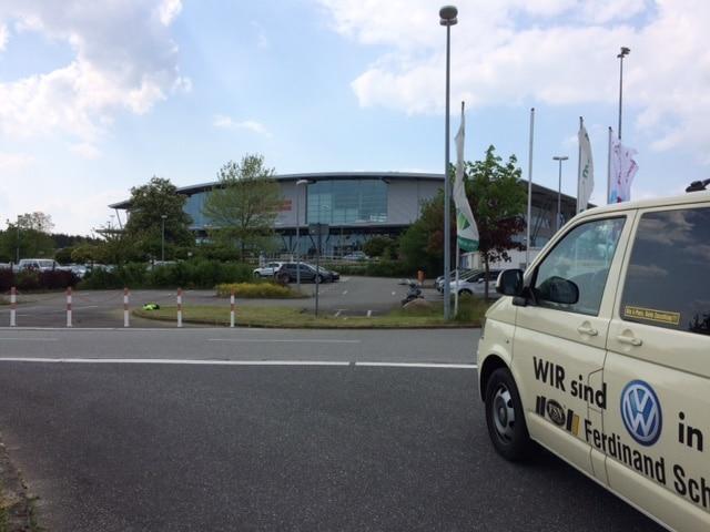 Taxi Rostock Flughafentransfer nach Rostock Laage Bild 1