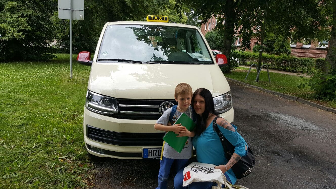 Krankentransport Rostock mit John Michel