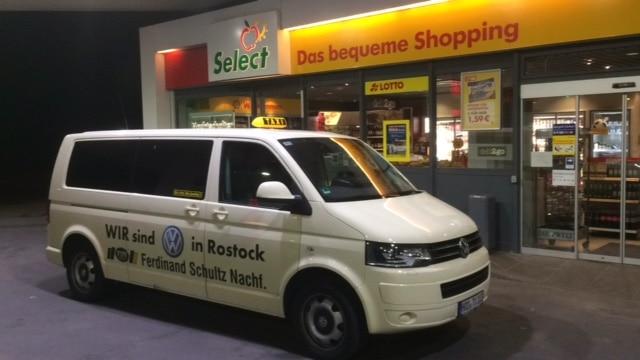 Krankentransport Rostock nach Parchim