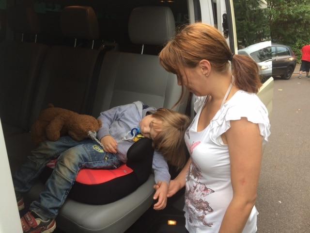 Krankentransport Rostock Nigels langer Tag