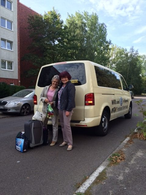 Krankentransport Rostock zur Osloer Strasse