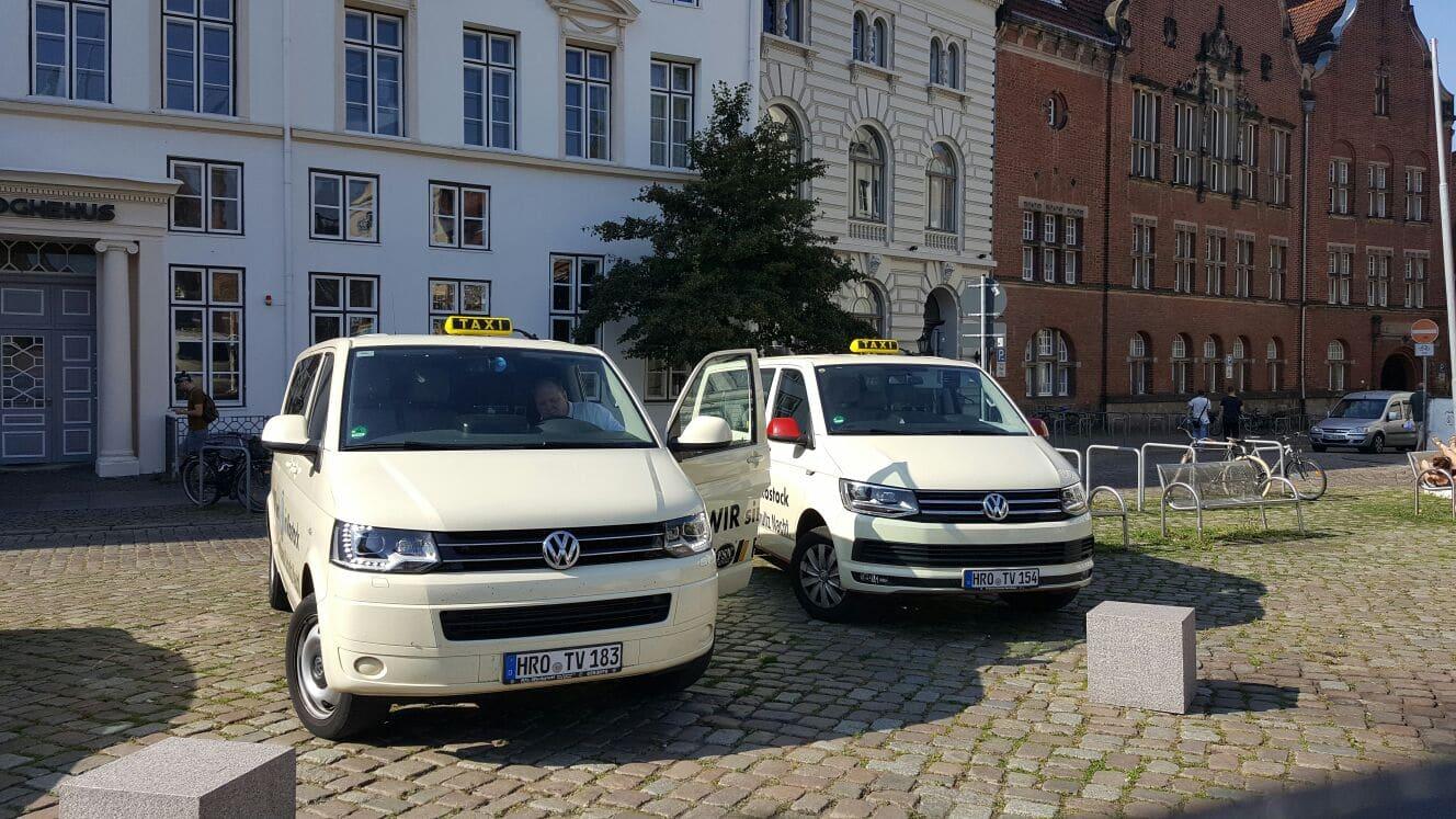 Taxi Rostock Stadtrundfahrt in Lübeck