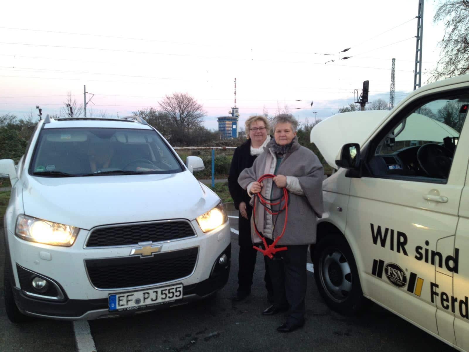Taxi Rostock – Starthilfe in Warnemünde