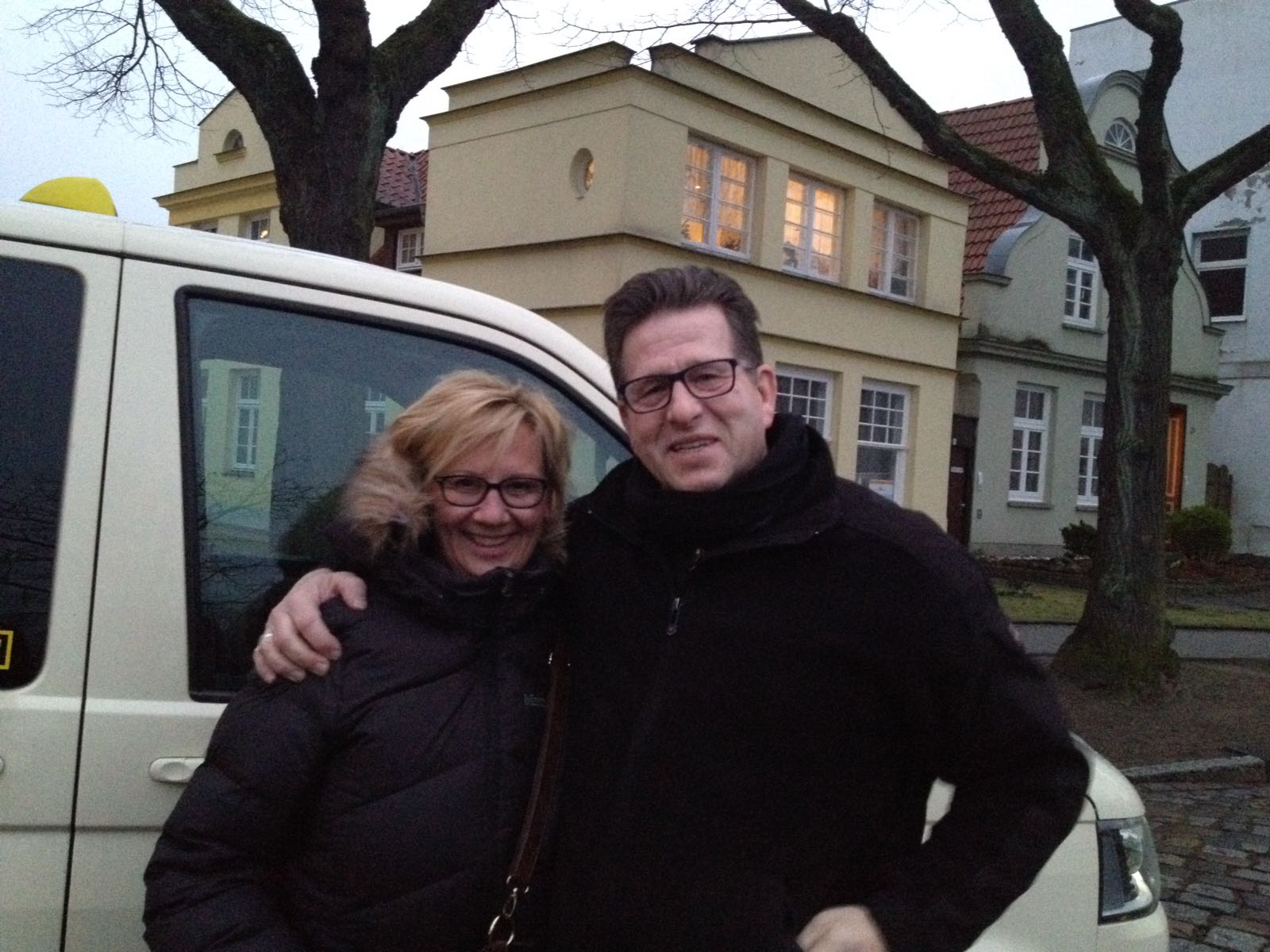 Taxi Rostock Ehrenamtler aus Greifswald
