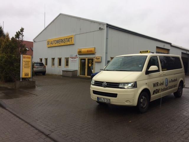 Taxi Rostock hilft am GDZ Rostock Bild 1