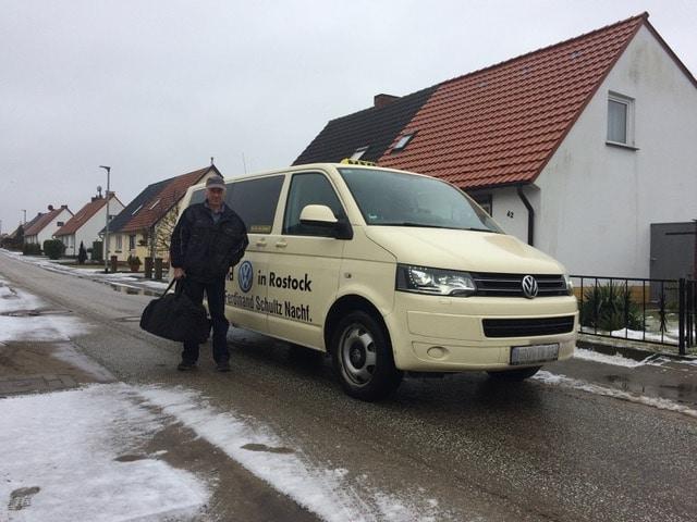 Taxi Rostock Krankentransport nach Damgarten Bild 1