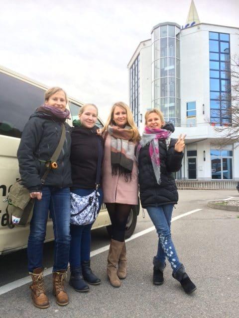 Taxi Rostock und noch ein Junggesellinnenabschied
