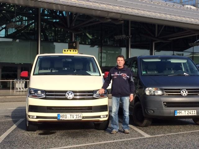 Taxi Rostock - Flughafentransfer nach Hamburg