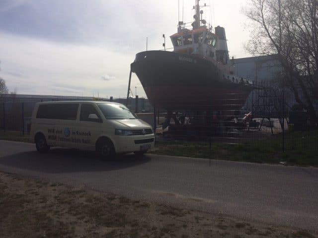 Taxi Rostock in Gehlsdorf bei Tamsen Maritim