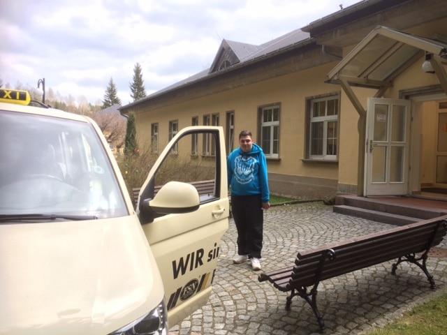 Taxi Rostock – Patientenabholung von Erlabrunn