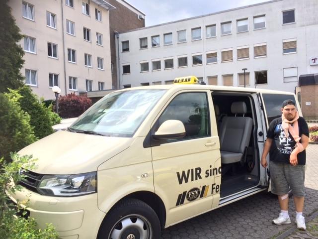 Krankentransport Rostock - Aachen bis Kühlungsborn