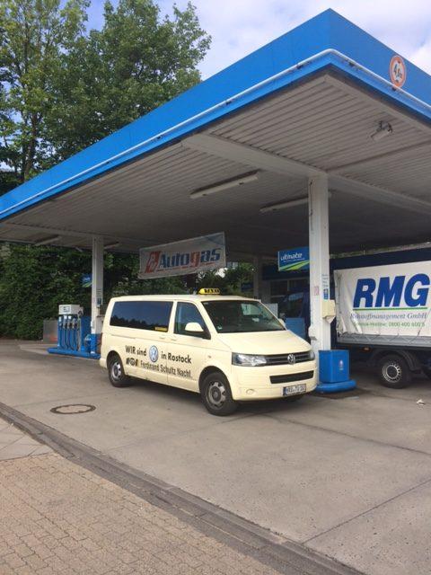 Taxi Rostock - Krankentransport nach Aachen
