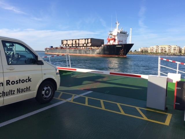 Taxi Rostock – Yachthafenresidenz Hohe Düne