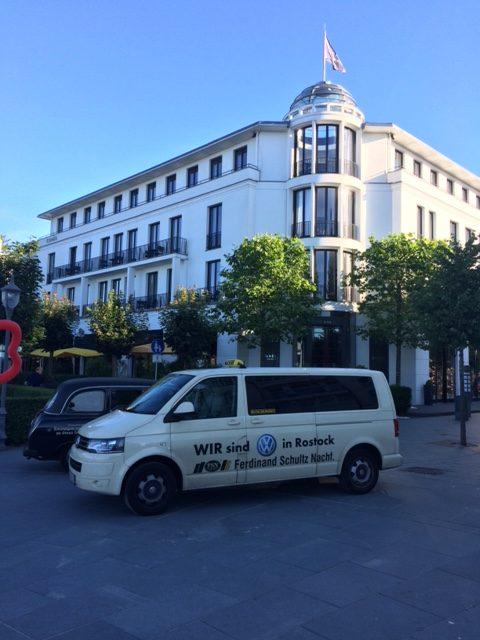 Taxi Rostock – Flughafentransfer von Binz