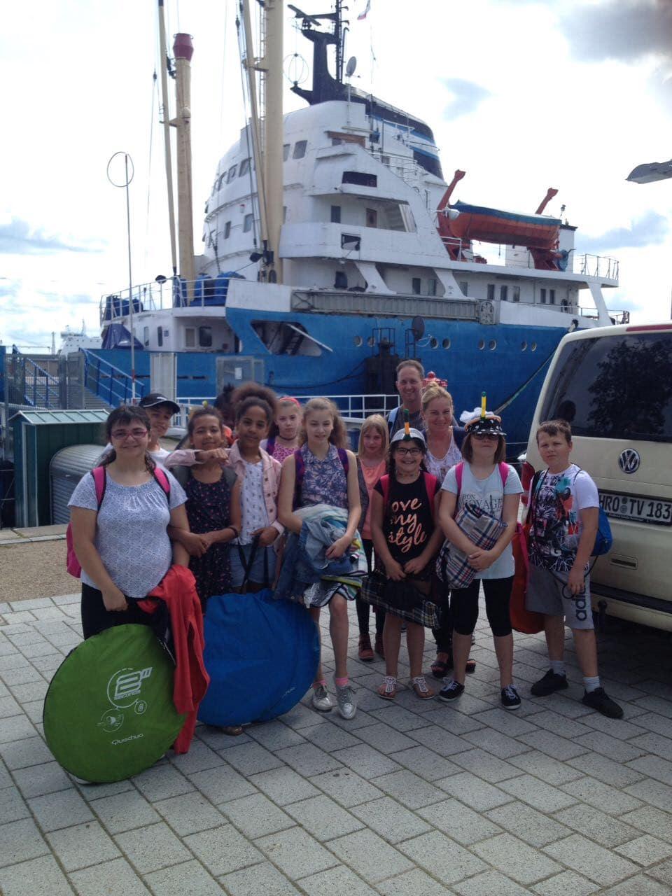Taxi Rostock – Kinder von der Likedeeler