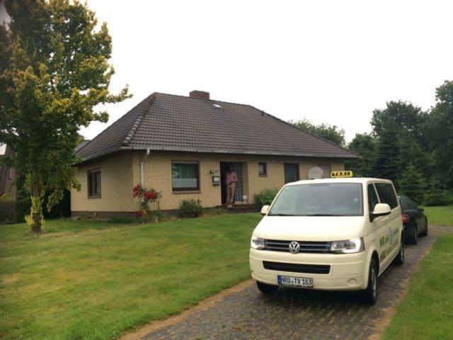 Taxi Rostock - Paderborn nach Bremen