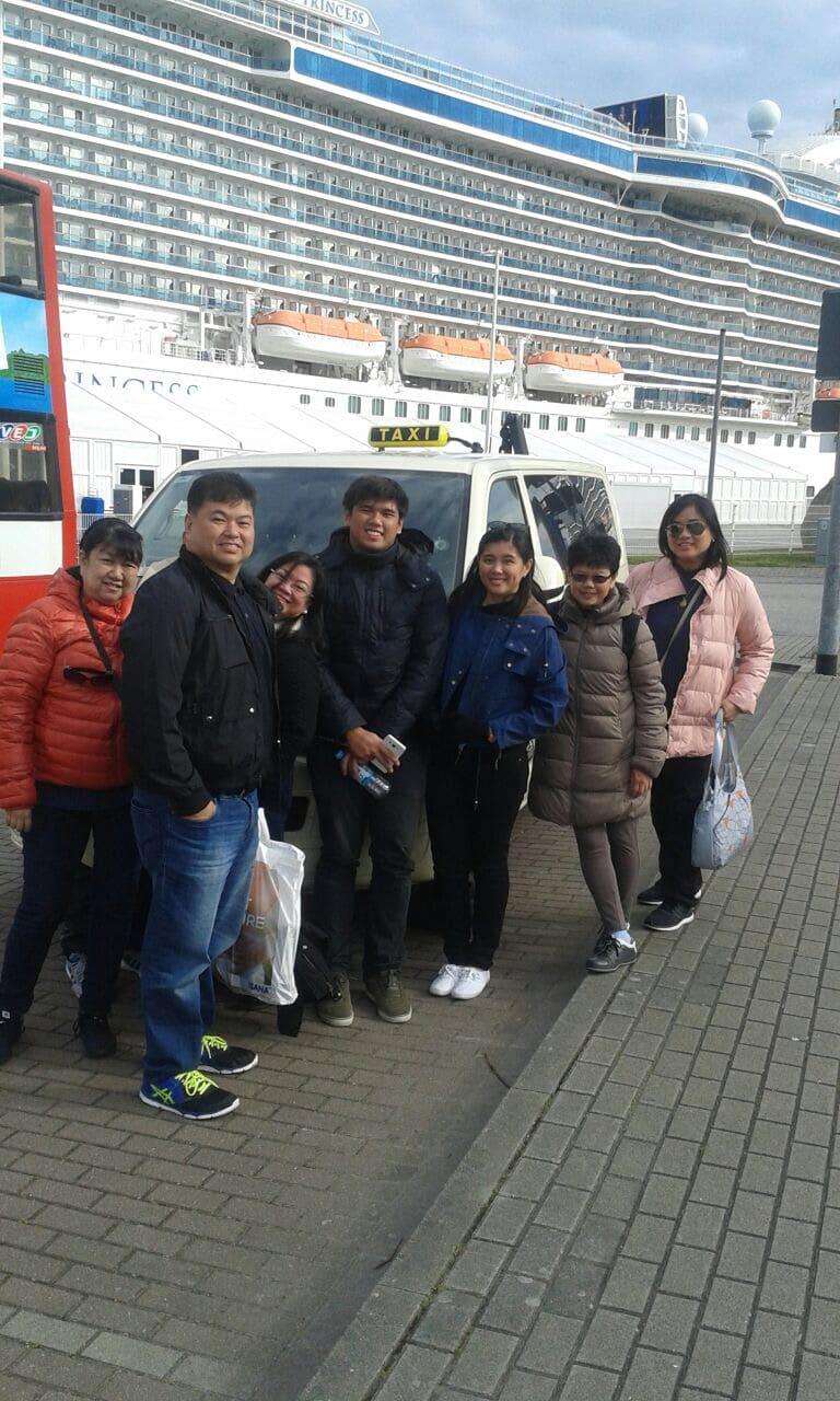 Taxi Rostock – Sightseeing Tour nach Lübeck