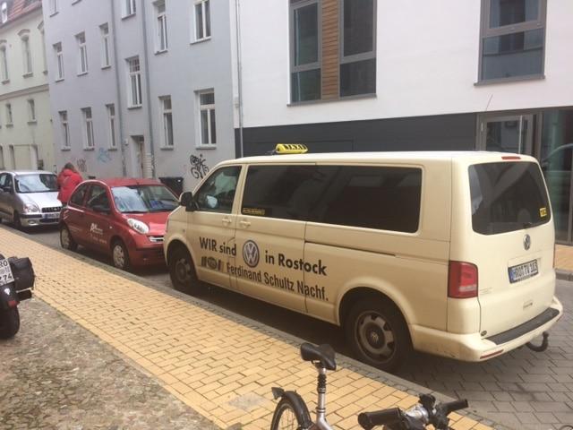 Taxi Rostock – Starthilfe in der Innenstadt