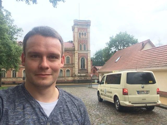 Taxi Rostock – Tour mit Kofahl nach Gnoien