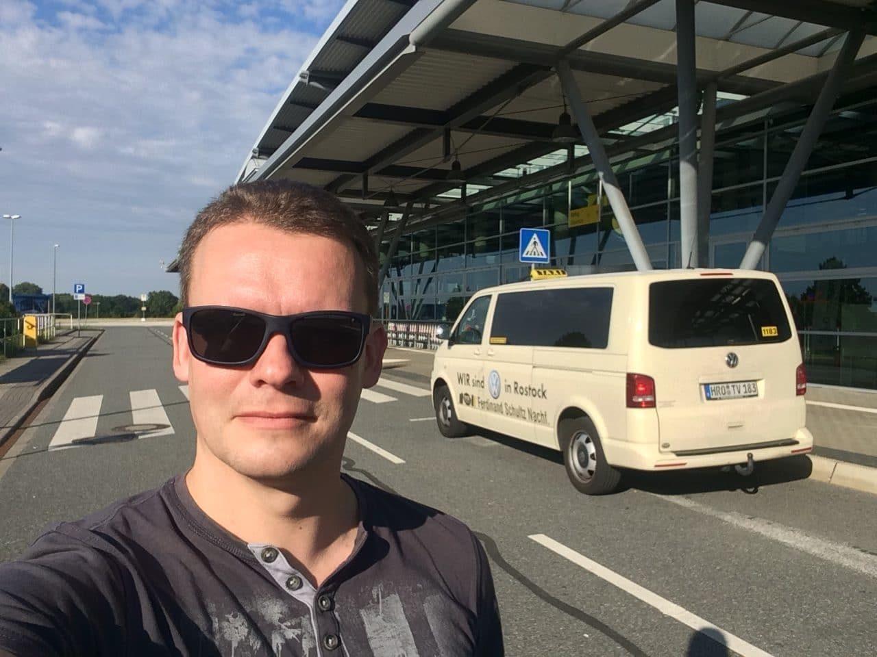 Taxi Rostock – von Hamburg nach Laage