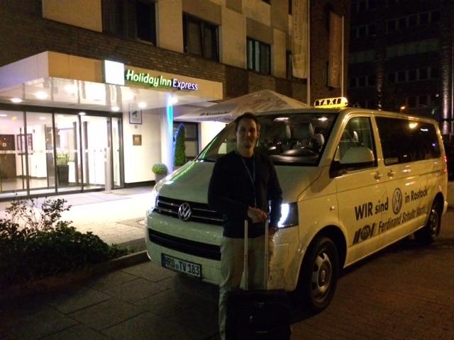 Taxi Rostock – Dresden nach Bremen
