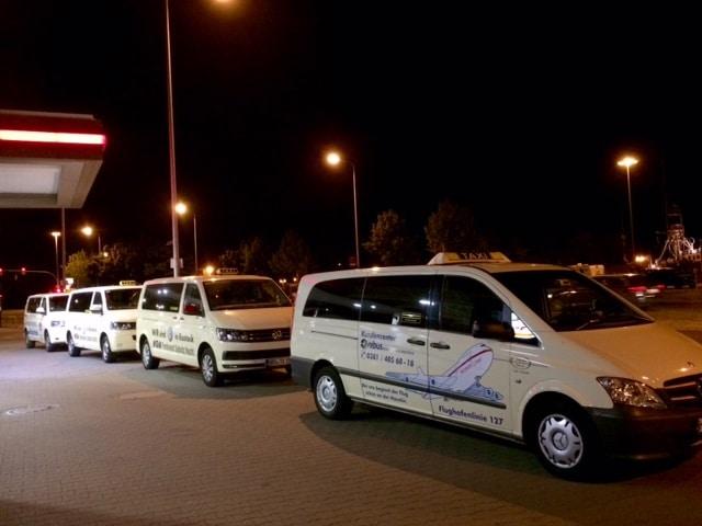 Taxi Rostock – FC Hansa auf der Hansesail
