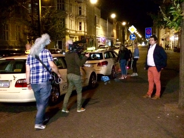 Taxi Rostock – Fernsehbeitrag bei NTV