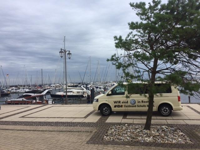 Taxi Rostock – Poppi  zur Yachthafenresidenz