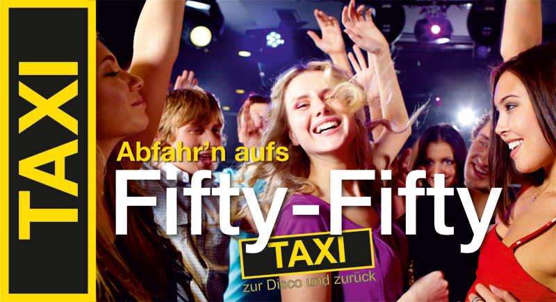 Fifty Fifty Ticket Rostock