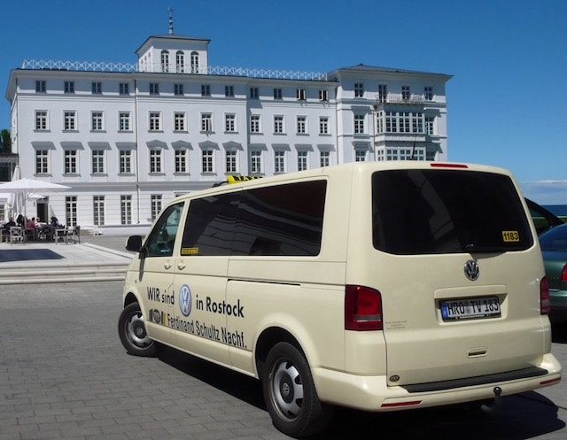 Taxi Rostock