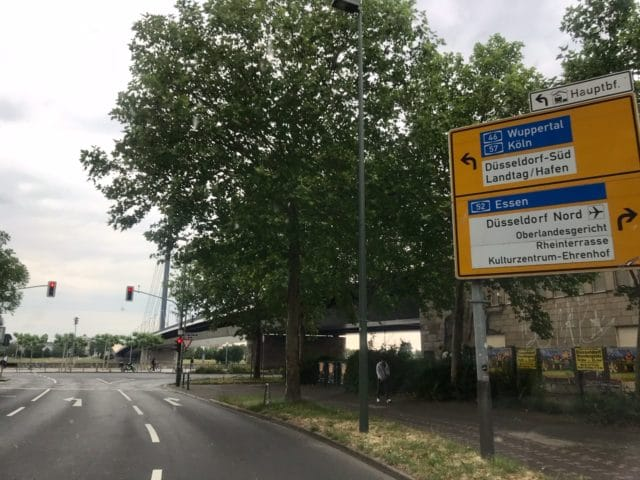 Taxi Rostock  - Transfer nach Düsseldorf