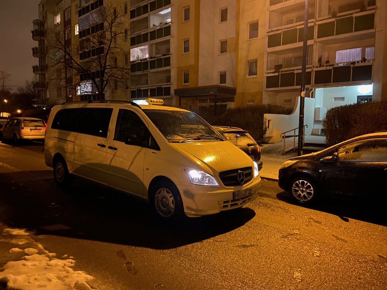 Taxi Rostock - Fahrt nach Hagenow
