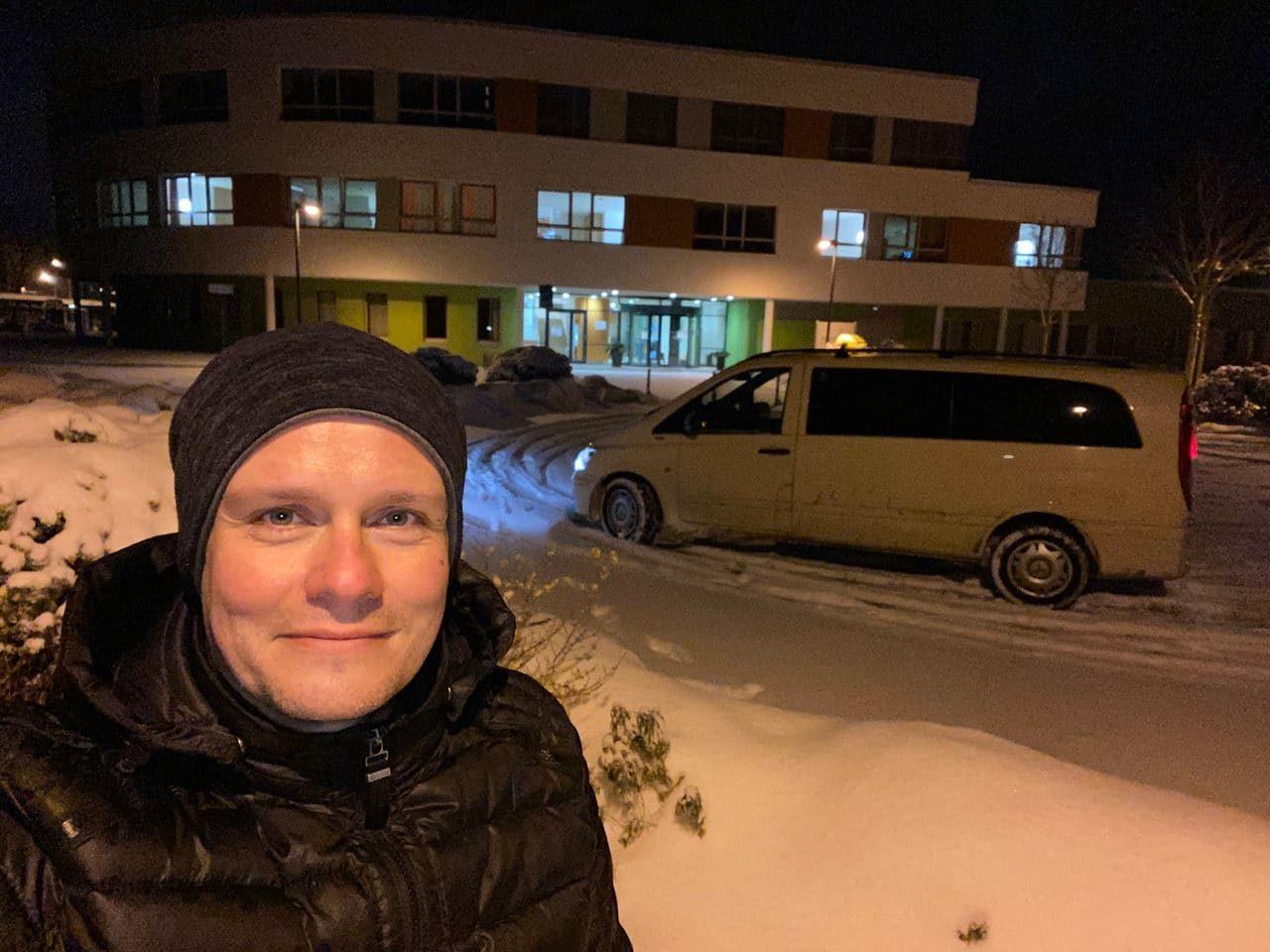 Taxi Rostock – Reinshagen zur Strahlenklinik